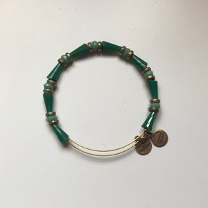 Alex and Ani beaded bracelet